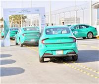 بالصور| هوية جديدة لسيارات الأجرة السعودية