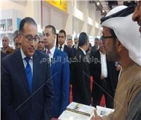 رئيس الوزراء يزور جناح « مجلس حكماء المسلمين»