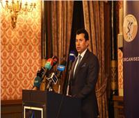 وزير الرياضة يشهد إطلاق سباق «نصف ماراثون الأهرامات»