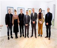 تنظيم معارض لفنانين مصريين في روسيا