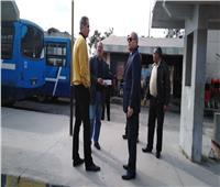 نقل موقف «الألف مسكن» بسبب أعمال توسعات مترو الأنفاق