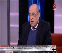 فيديو| الفقي: الولايات المتحدة الأمريكية لا تبدو لاعبًا أساسيًا في الأزمة الليبية