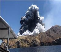 ارتفاع حصيلة قتلى بركان جزيرة «وايت أيلاند» إلى 20 شخصا