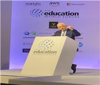 «شوقي» يستعرض تجربة مصر في تطوير التعليم بلندن