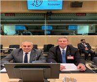 «دياب اللوح» يطالب الاتحاد الأوروبي بالاعتراف بدولة فلسطين