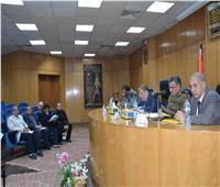 تجهيز 85 مركزًا انتخابيًا.. محافظ المنيا يبحث الاستعداد للانتخابات التكميلية لـ«نواب ملوي»
