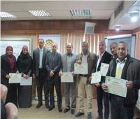«سقارة» يحتفل بانتهاء الأسبوع الـ 20 من الخطة التدريبية للعاملين بالمحليات