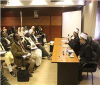 وكيل الأزهر يطالب أئمة وواعظات ليبيا بنشر قيم التسامح والتعايش السلمي