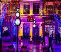 صور  «عام الجرذ».. الصين تستعد لاحتفالات رأس السنة الجديدة