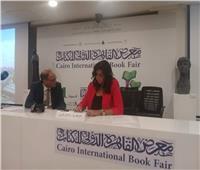 هانى عازر: سعيد باختياري سفيرا لمعرض الكتاب