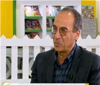 هيثم الحاج: مجلدات جمال حمدان عن وصف مصر بـ140 جنيها في معرض الكتاب