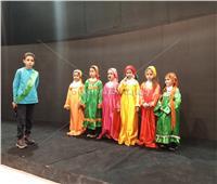صور وفيديو| طلاب روضة الأزهر يجسدون عروضا مسرحية عن أهم مشاكل مصر