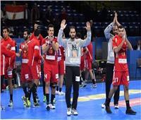 يد مصر إلى نهائي بطولة أفريقيا بعد الفوز على الجزائر