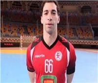 أحمد الأحمر أفضل لاعب في مباراة مصر والجزائر