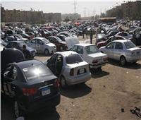 تراجع أسعار السيارات المستعملة بسوق الحي العاشر اليوم ٢٥ يناير