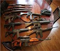 الداخلية تضبط 225 قطعة سلاح وتنفذ 84 ألف حكم خلال 24 ساعة