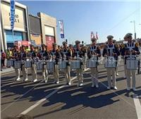 صور|«الموسيقى العسكرية» تجذب رواد معرض القاهرة الدولي للكتاب