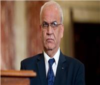 عريقات: أي صفقة تتنكر حقيقة احتلال إسرائيل لفلسطين هي «احتيال القرن»