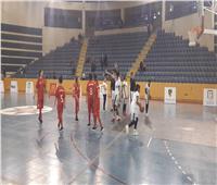 مصر تفوز على الجزائر في منافسات السلة الإفريقية للأولمبياد الخاص