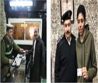 صور| بمناسبة عيد الشرطة الـ68.. استخراج المستندات الشرطية بالمجان للمواطنين