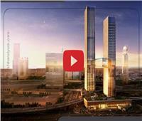«The Link».. أطول برج أفقي معلق في العالم