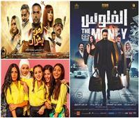 """""""لص بغداد"""" يزيح """"الفلوس"""" من صدارة إيرادات السينما المصرية"""