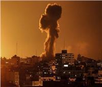 وفا: طيران الاحتلال يشن غارات على خان يونس جنوب غزة