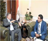 حوار| الوزير هشام توفيق:  تحولات ضخمة فى «قطاع الأعمال» والمستقبل حافل بالمفاجآت