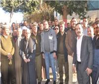 تكريم القيادات الأمنية بمحافظة سوهاج ومركز ساقلته