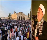 حوار| خطيب «الأقصى»: اليهود «واضعو صفقة القرن».. وإبعادي عن المسجد «باطل»