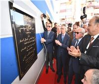 افتتاح أول محطة متكاملة لتموين السيارات بالغاز والوقود والكهرباء ببورسعيد