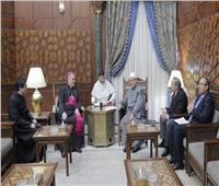 شيخ الأزهر: مد جسور التعاون بين المؤسسات الدينية في العالم «ضرورة»