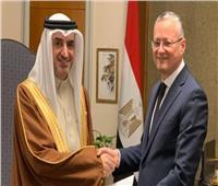 سفير البحرين يقدم أوراق اعتماده بوزارة الخارجية