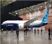 """إجراء أول رحلة تجريبية لطائرة بوينغ """"777-إكس"""" للمسافات الطويلة"""