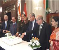 سفير الهند في ذكري استقلال بلاده:«متفائل بمستقبل العلاقات مع مصر»