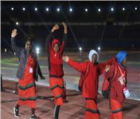 الرئيس الأقليمي للأولمبياد: الجميع يعمل من أجل إظهار البطولة في أبهى صورة