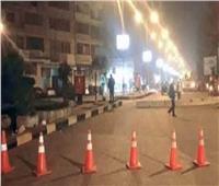 غلق جزئي لشارع الهرم لتنفيذ أعمال نقل مرافق