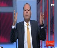 الديهي: ما حدث في 25 يناير الماضي صفعة من المصريين للخونة