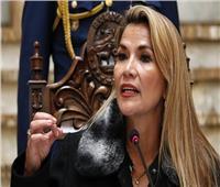 رئيسة بوليفيا المؤقتة تطالب الوزراء بالاستقالة قبل الانتخابات العامة