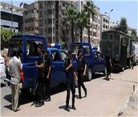 ضبط المتهمين بالسطو المسلح على سيارة وقتل طالب بالخانكة