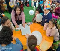 «كتابة القصة القصيرة» ورشة للأطفال بمعرض الكتاب