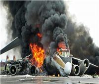 عاجل| تحطم طائرة ركاب هندية على متنها 190 راكبا