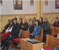 حصاد مؤتمر أسرة القديس يوسف بكنيسة قبة الهواء