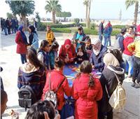 أنشطة ثقافية ودورات تنمية لأبناء الأسمرات خلال اجازة منتصف العام
