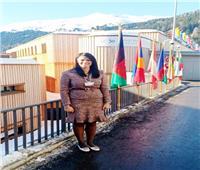 صور  وسط «ثلوج دافوس»..مشاركة ناجحة لوزيرة التعاون الدولي في «منتدى الاقتصاد العالمي»