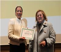وزيرة البيئة تطلق فعاليات الاحتفال الرسمي الأول بيوم البيئة الوطني