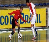 منتخب الكرة الخماسية يفوز على سيشل بخماسية ويصعد لنهائي البطولة الإفريقية