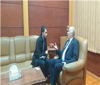 حوار| رئيس «الشباب والرياضة الفلسطيني»: نتطلع لطرح معاناة شعبنا من خلال الرياضة