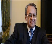 بوجدانوف يبحث مع السفير العراقي تطورات الأزمة في بلاده