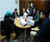 لجنة العضوية بالأهلي تواصل المقابلات الشخصية مع المتقدمين